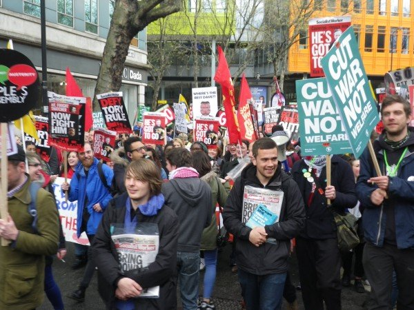 London #4Demands 16th April, 2016 077