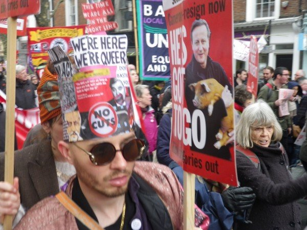 London #4Demands 16th April, 2016 081