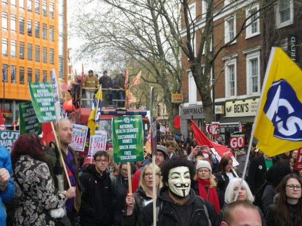 London #4Demands 16th April, 2016 090